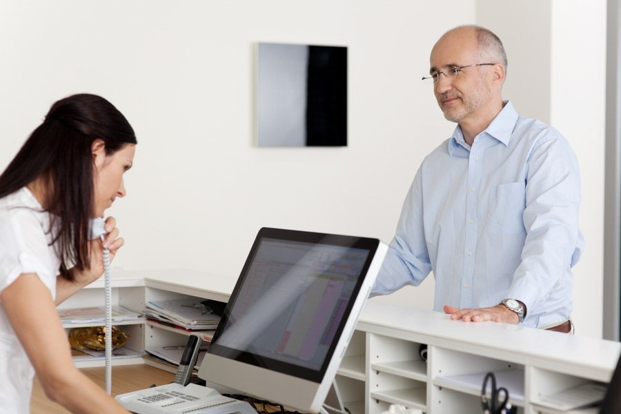 Healthcare office mounting solutions