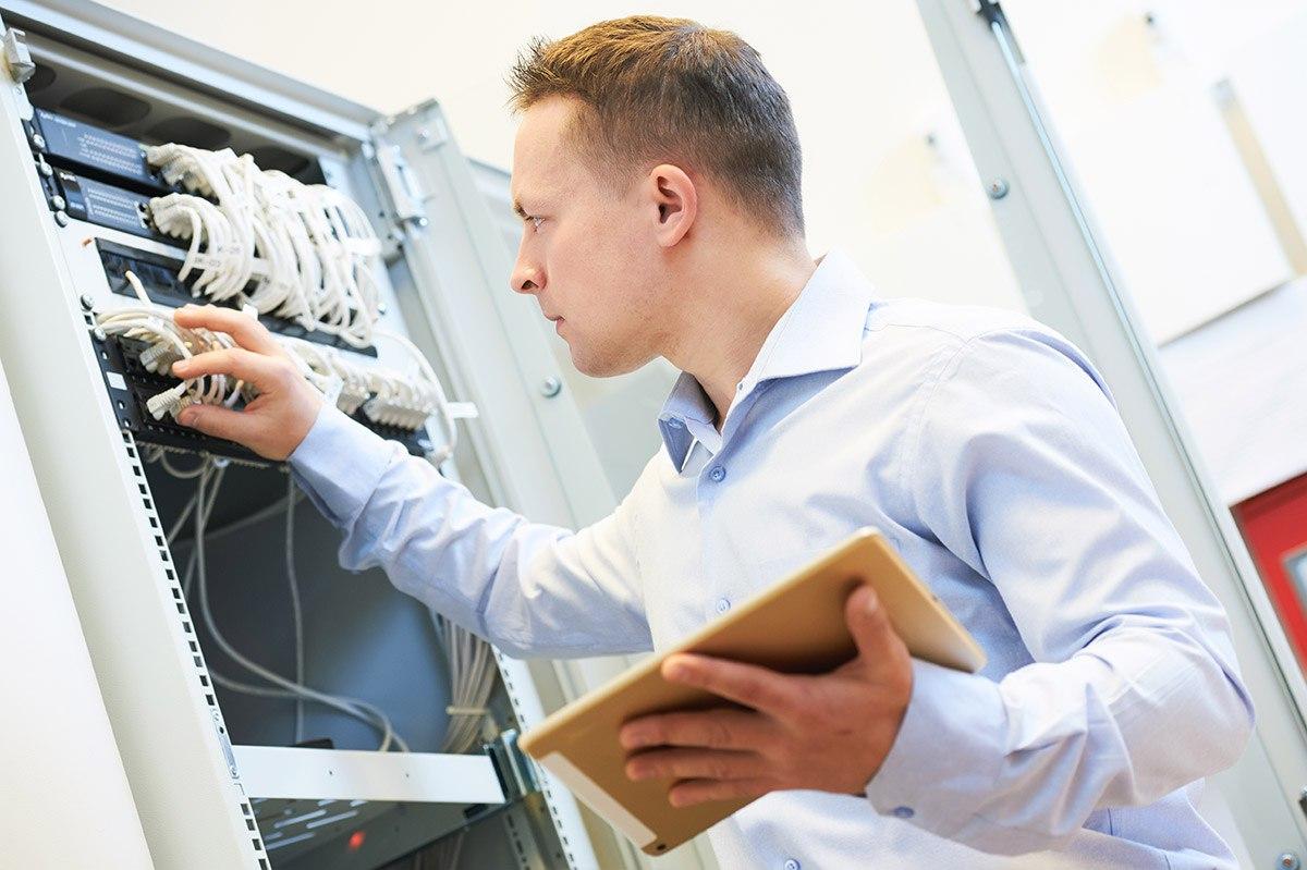 preventative IT maintenance for practices
